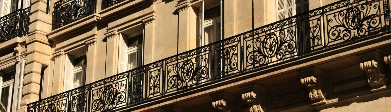 Rénovation façade Bordeaux avec ERG